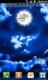 moon clock