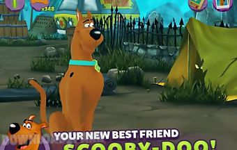 My friend scooby doo absolute