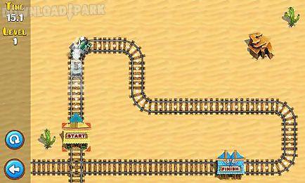 puzzle rail rush