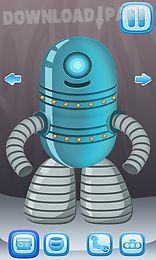 robot dress up