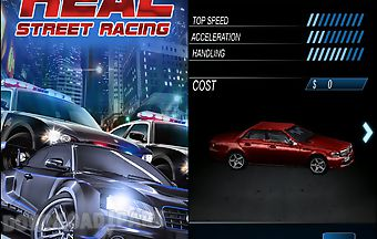 Rush real street racing