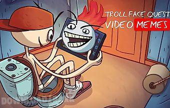 Troll face quest: video memes
