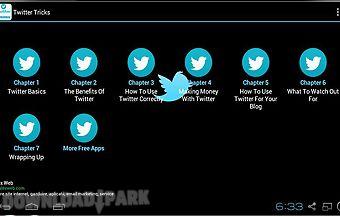 Twitter tricks