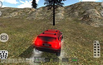 4wd suv driving simulator