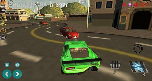car gt driver simulator 3d