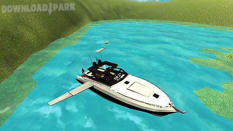 flying yacht simulator