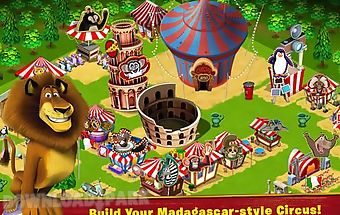 Madagascar -- join the circus!