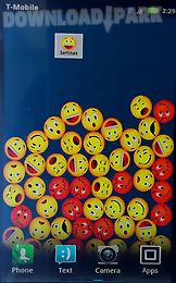 smiley live wallpaper lite
