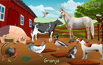 Sonidos de animales la granja
