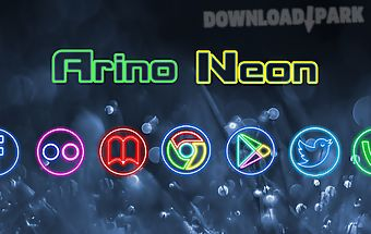 Arino neon - solo theme
