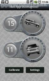 4x4 app inclinometer