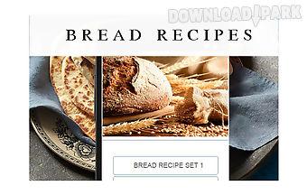 Bread recipes food