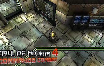 Call of modern commando combat 4