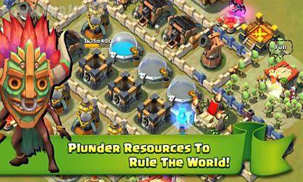 castle clash update download