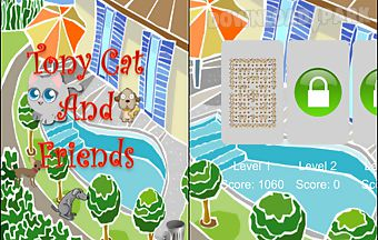 Cat tony and friends game free