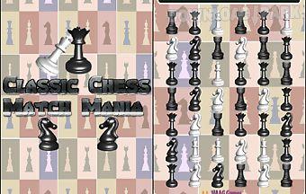 Classic chess match mania game f..