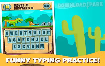 Cool typing practice