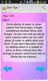 diet plan and tips