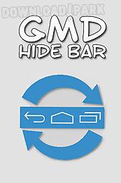 gmd hide bar