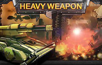 Heavy weapon: rambo tank