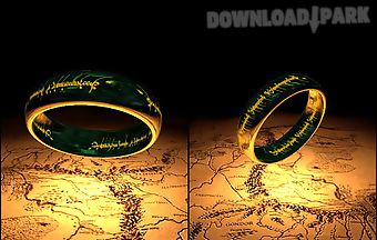 Ring of power 3d