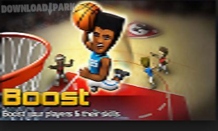 rockman basketball