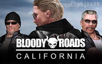 Bloody roads: california