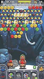 bubble shooter: treasure pop