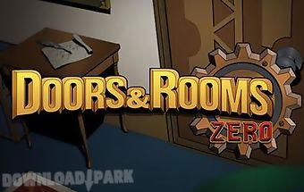 Doors and rooms: zero
