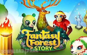 Fantasy forest: summer games
