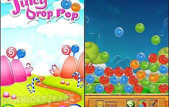 Juicy drop pop: candy kingdom