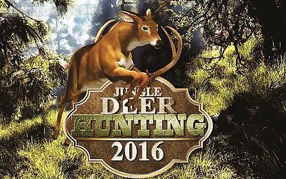 jungle deer hunting game 2016