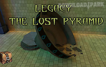 Legacy: the lost pyramid