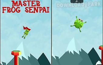 Master frog senpai