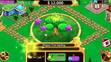 money tree: city