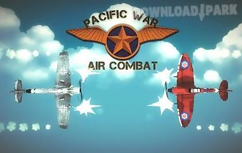 Pacific war: air combat