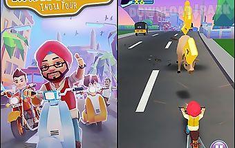 Rash riders: india tour