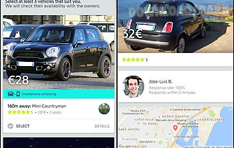 Drivy, peer-to-peer car rental