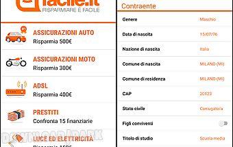 Facile.it - assicurazioni auto