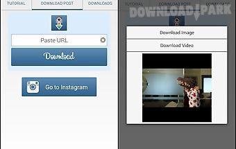 I download for instagram