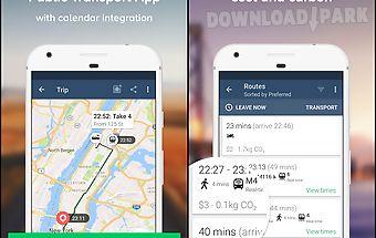 Tripgo:transit,maps,directions