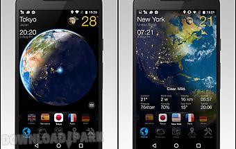 Weather now forecast & widget