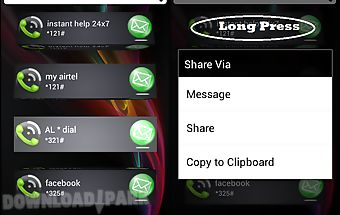 Xperia z 3d contact list/theme