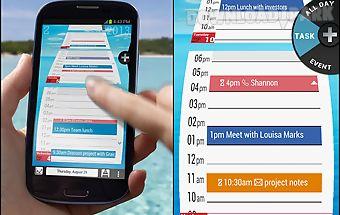 Zenday: calendar, tasks, to-do