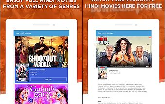Free hindi movies online