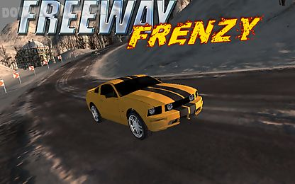 Freeway frenzy - car racing Android Game free download in Apk