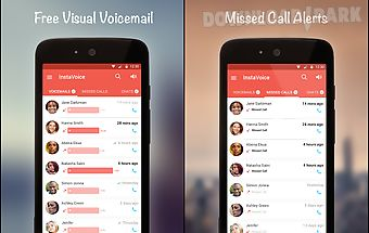 Instavoice: visual voicemail