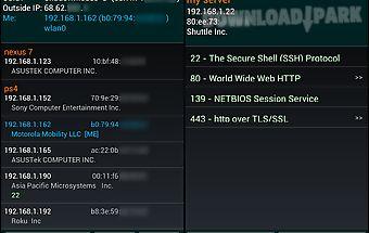 Net scan