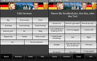 Talk german (free)