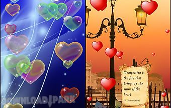 Be my valentine livewallpaperl